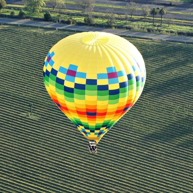Adventure Aloft Balloon Ride