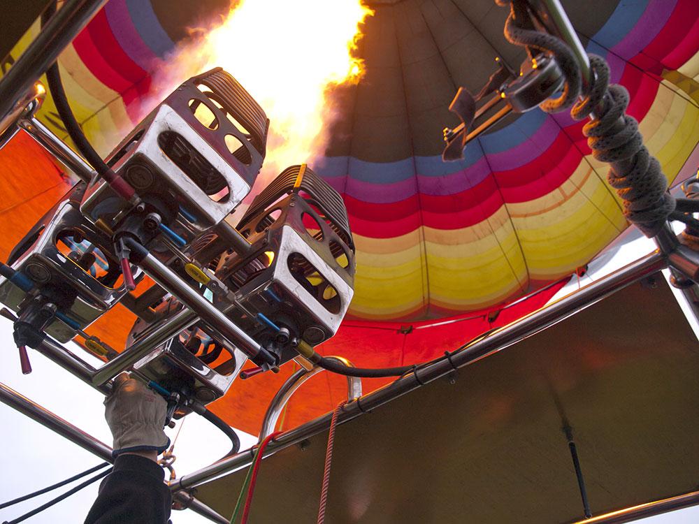 NVAloft Balloon Safety
