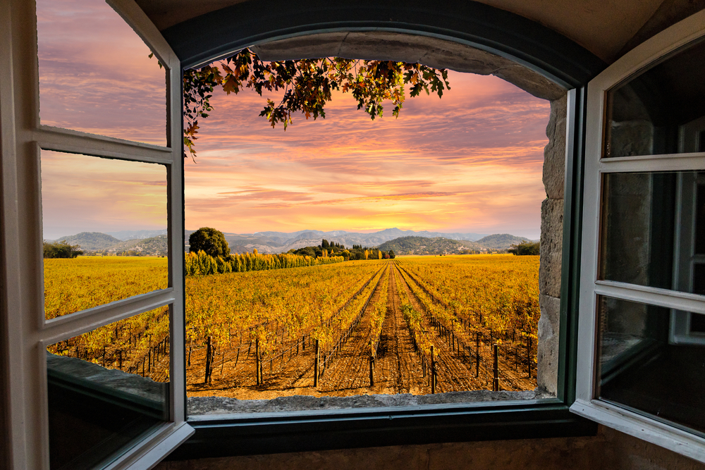 Napa Valley Lodging