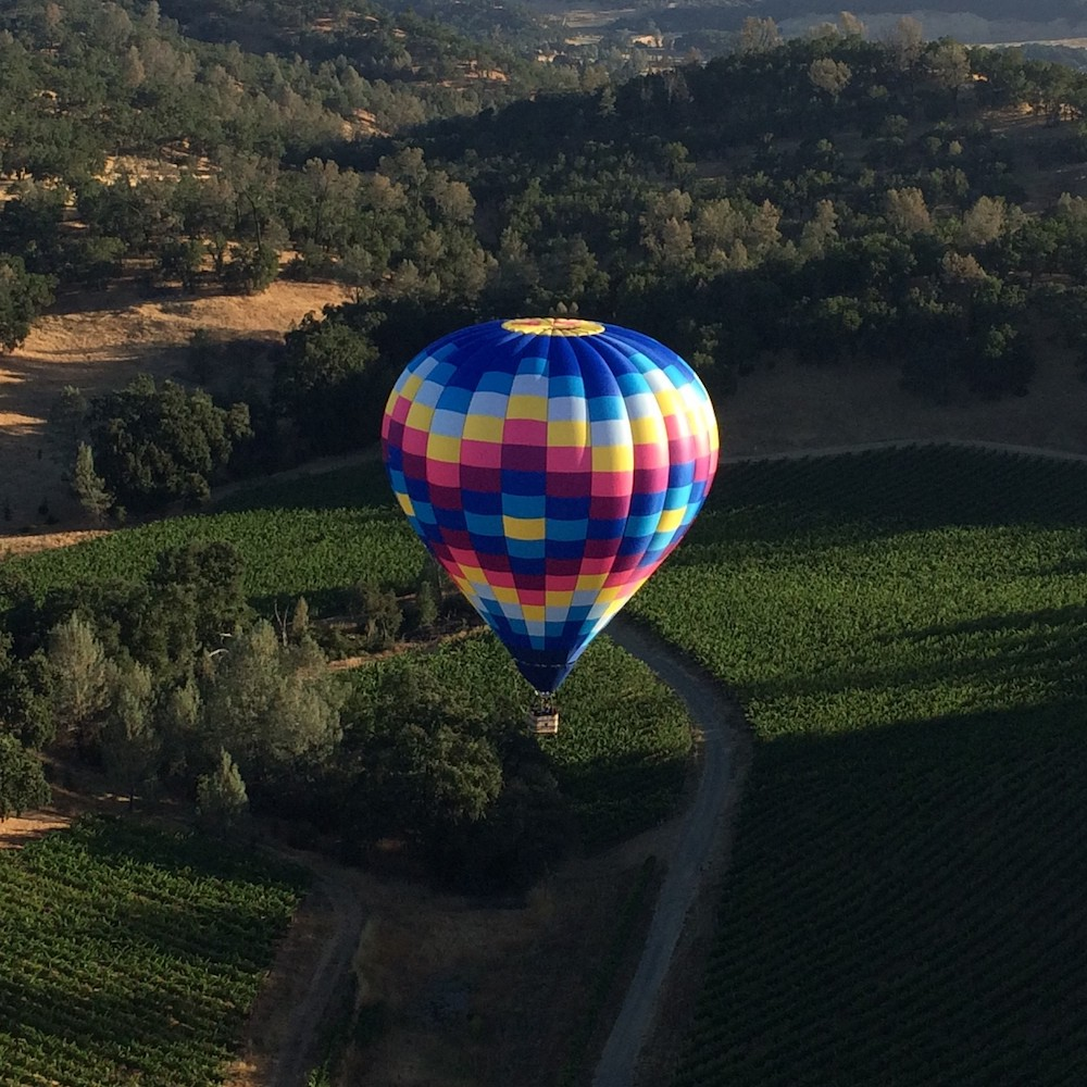Exclusive Balloon Ride
