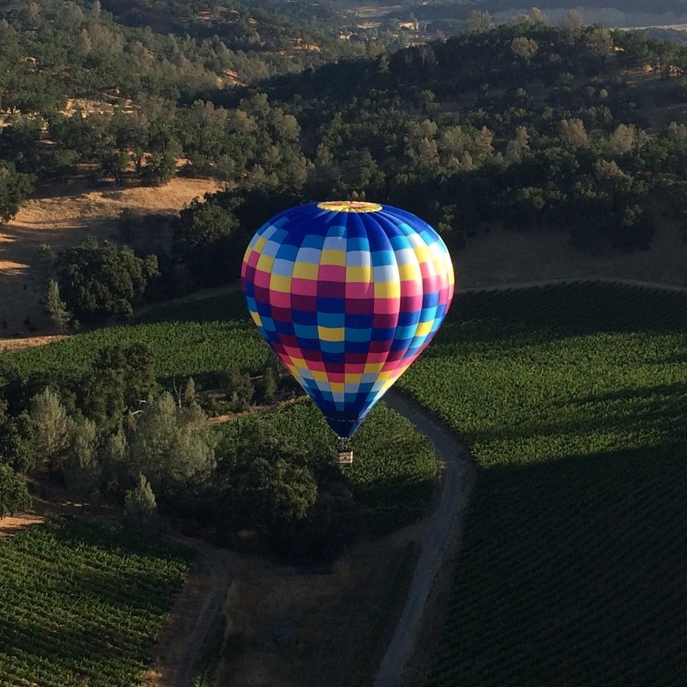 Executive Balloon Ride NVAloft Napa Valley