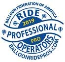 PRO Badge - Professional Rides Operation