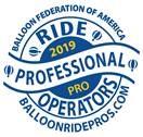 PRO Badge - Professional Rides Operation